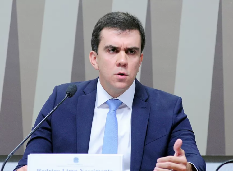 Rodrigo Limp Nascimento foi indicado para ser o presidente da companhia | Foto: Pedro França | Agência Senado - Foto: Pedro França | Agência Senado