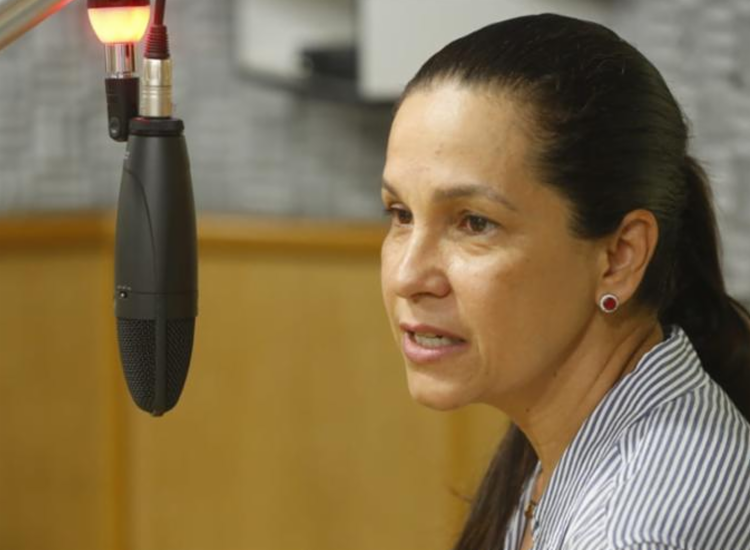 Coordenadora da Fecomércio, Rosemma Maluf participou do 'Isso é Bahia' | Foto: Rafael Martins | Ag. A TARDE - Foto: Rafael Martins | Ag. A TARDE