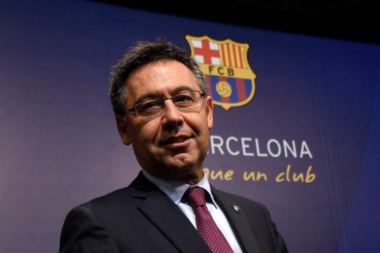 Bartomeu renunciou ao cargo em outubro de 2020 | Foto: Lluis Gene | AFP - Foto: Lluis Gene | AFP