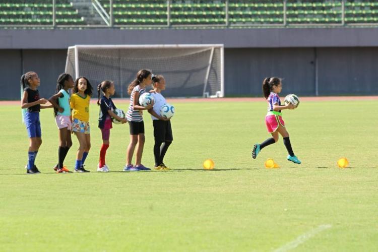 A iniciativa é voltada para crianças e adolescentes de 6 a 17 anos em situação de vulnerabilidade social | Foto: Fernando Vivas | GOV-BA - Foto: Fernando Vivas | GOV-BA