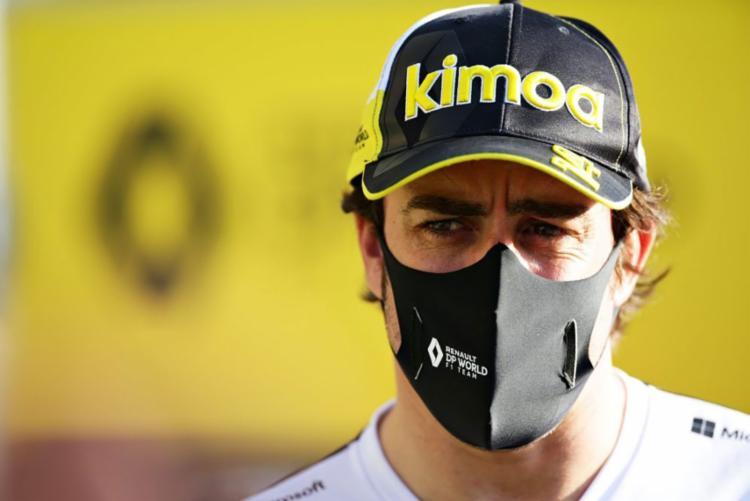 O espanhol foi vítima de um acidente rodoviário enquanto pedalava na Suíça | Foto: Divulgação | formula1.com - Foto: Divulgação | formula1.com