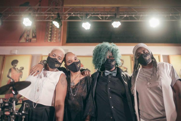 Festival é uma iniciativa da banda Panteras Negras | Foto: Divulgação - Foto: Divulgação