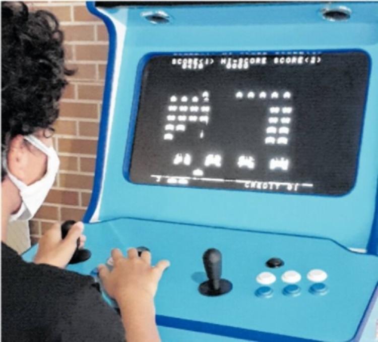 Nos anos 1980, os fliperamas ajudaram a revolucionar a indústria dos videogames. - Foto: Divulgação 
