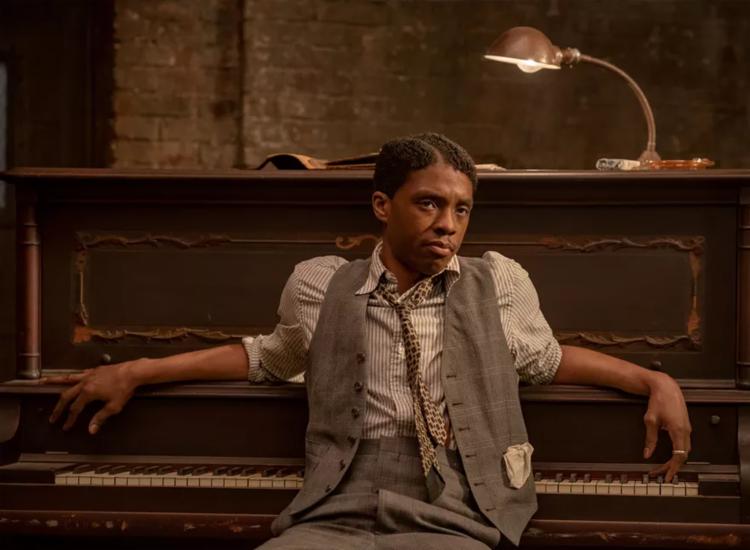 Chadwick Boseman recebe prêmio póstumo de Melhor Ator por performance em 'A Voz Suprema do Blues' | Foto: Divulgação - Foto: Divulgação