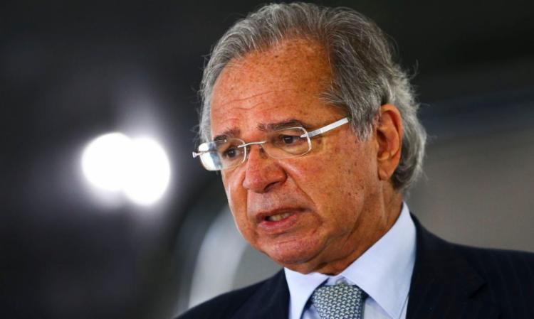 Guedes adirmou que programa deve ir para cerca de R$ 50 bilhões em 2022   Foto: Marcelo Camargo   Agência Brasil - Foto: Marcelo Camargo   Agência Brasil