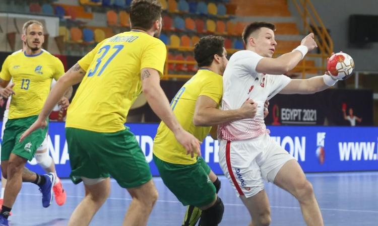 Em Montenegro, quadrangular com Noruega, Chile e Coreia dará 2 vagas   Foto: IHF   Egypt 2021 - Foto: IHF   Egypt 2021