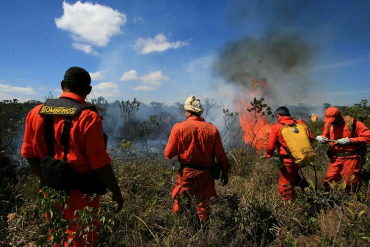 Incêndios ocorreram em vários pontos da região | Foto: Alberto Coutinho | Agecom - Foto: Alberto Coutinho | Agecom