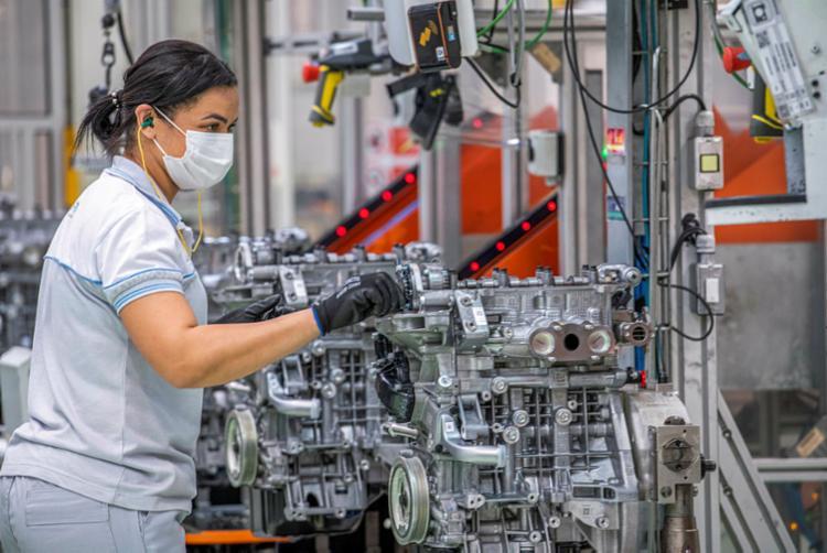 Nove a cada dez acreditam que indústria forte deve ser prioridade do país | Foto: Nereu Jr. | Divulgação | 15.9.2020 - Foto: Nereu Jr. | Divulgação | 15.9.2020