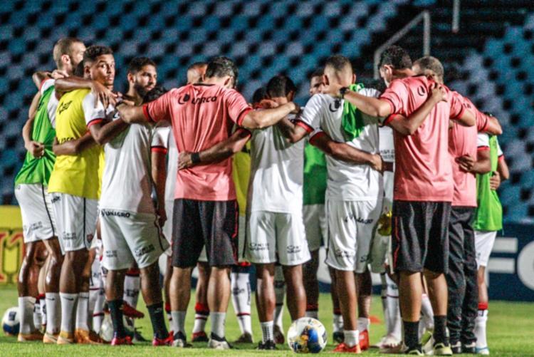 Vale lembrar que não existe a utilização do VAR na fase de grupos da Copa do Nordeste. - Foto: Divulgação  E.C Vitória