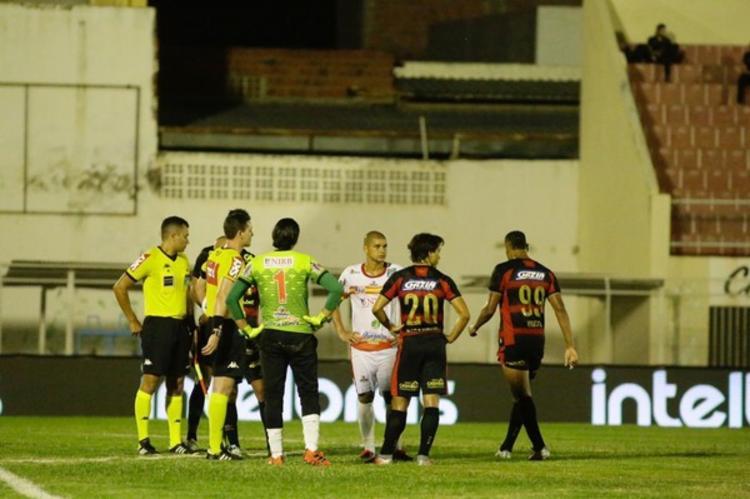 Sumula da partida foi analisada pelo STJD | Foto: Anderson Stevens | Sport Club do Recife - Foto: Anderson Stevens | Sport Club do Recife
