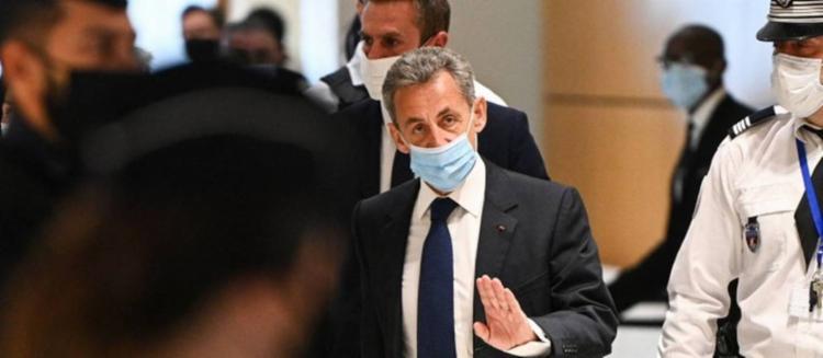 Sarkozy é o segundo ex-presidente da França moderna, depois do falecido Jacques Chirac, a ser condenado por corrupção I Foto: AFP - Foto: AFP