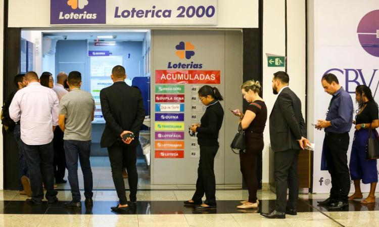 Sorteio será em 3 de abril e prêmio estimado é de R$ 30 milhões | Foto: Marcelo Camargo | Agência Brasil - Foto: Marcelo Camargo | Agência Brasil
