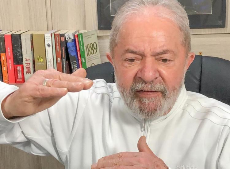 50% dos entrevistados disseram que votariam com certeza ou poderiam votar em Lula se ele se candidatasse mais uma vez à Presidência - Foto: Reprodução | Instagram