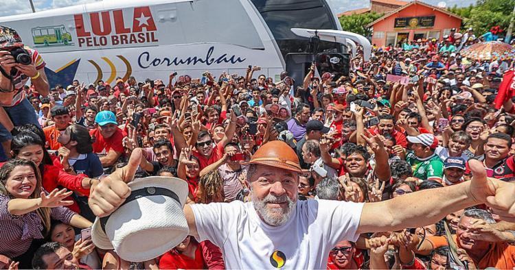 Cidade escolhida seria Guaribas, no interior do Piauí | Foto: Ricardo Stuckert | Instituto Lula - Foto: Ricardo Stuckert | Instituto Lula
