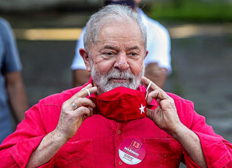 o ex-presidente Lula teve as condenações anuladas pelo ministro Edosn Fachin - Foto: Divulgação
