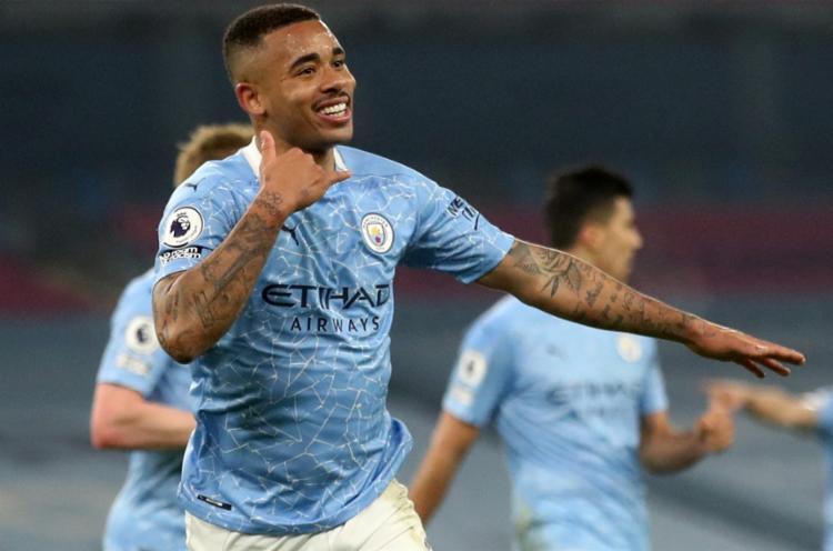 Com o triunfo, o City está 15 pontos à frente do vice-líder, o Manchester United | Foto: Carl Recine | AFP - Foto: Carl Recine | AFP