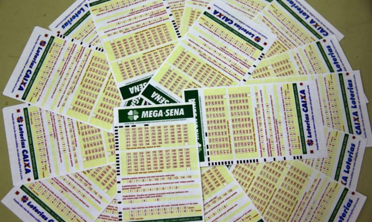 Próximo sorteio será no sábado   Foto: Marcello Casal Jr   Agência Brasil - Foto: Marcello Casal Jr   Agência Brasil