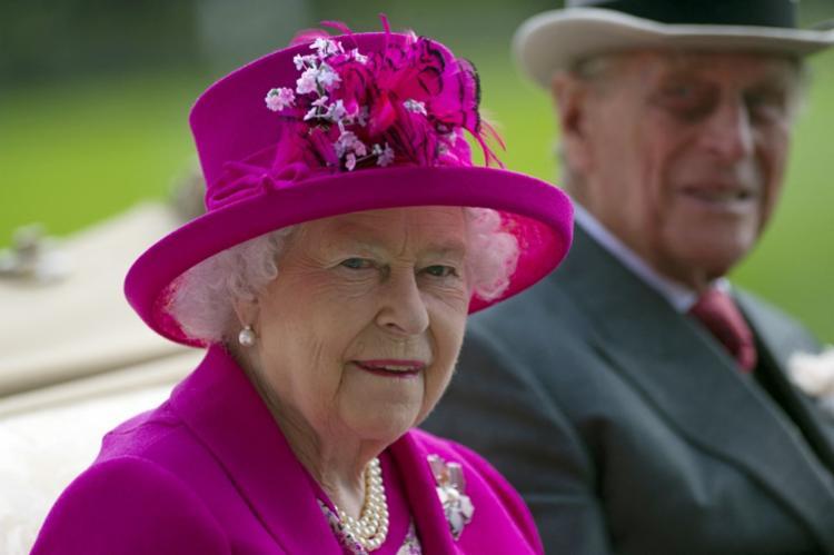 Casal saiu em defesa da rainha Elizabeth II e de seu marido, o príncipe Philip - Foto: Carl Court | AFP
