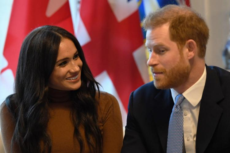 Meghan e Harry se casaram em 2018 e que deixaram a Inglaterra há um ano | Foto: Daniel Leal-Olivas | Pool | AFP - Foto: Daniel Leal-Olivas | Pool | AFP