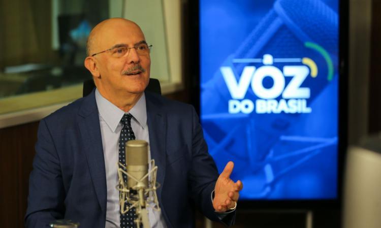 Ministro da Educação afirmou que prazo respeitará diferentes condições   Foto: Fabio Rodrigues Pozzebom   Agência Brasil - Foto: Fabio Rodrigues Pozzebom   Agência Brasil