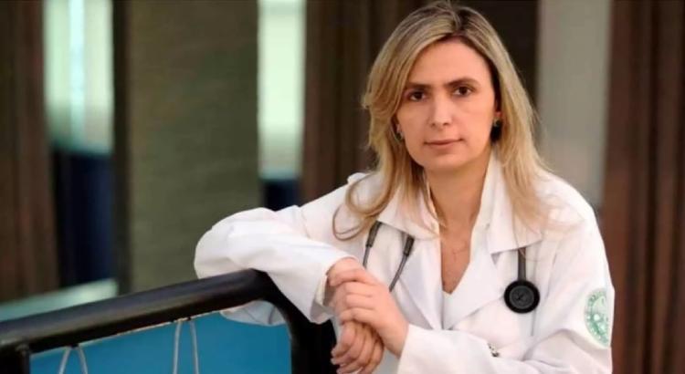 Ludhmila Hajjar já se posicionou contrária a defesa do uso da Cloroquina como tratamento precoce à Covid-19 e defende intensificação do isolamento social   Foto: Reprodução - Foto: Reprodução