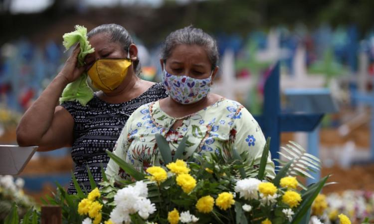 Número de mortes por C ovid-19 no Brasil segue batendo recordes - Foto: Agência Brasil | Divulgação