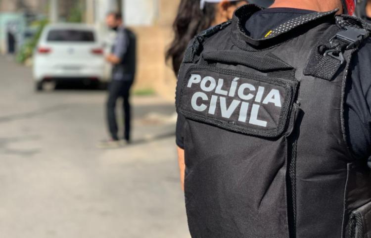 Mais de 250 policiais participaram da ação - Foto: Divulgação | Polícia Civil