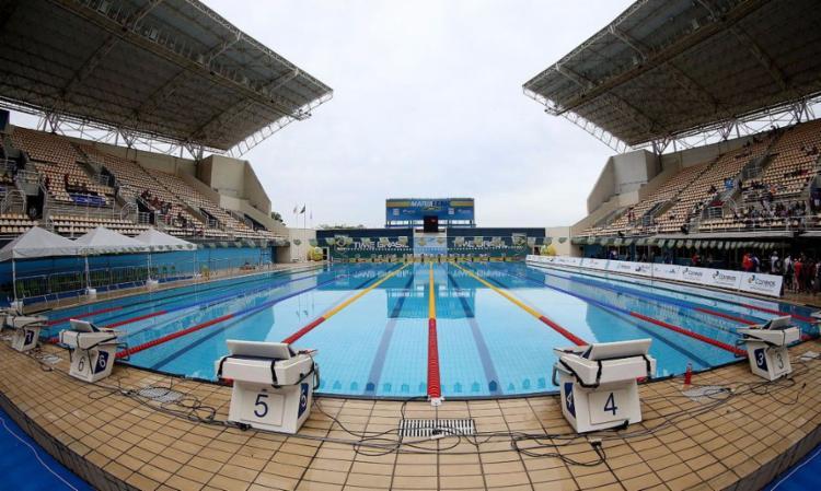 Disputa por vagas olímpicas será em abril, com limite de 120 atletas   Foto: Sátiro Sodré   SSPress   CBDA - Foto: Sátiro Sodré   SSPress   CBDA