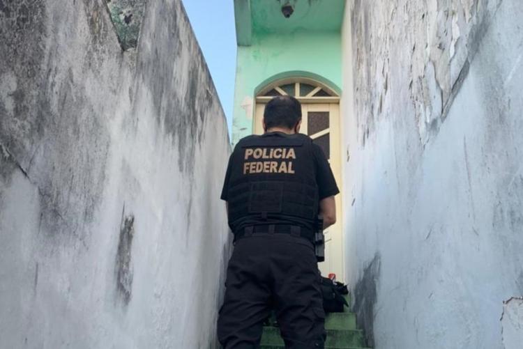 Operação Nocivum visa desarticular grupo que fraudava laudos para garantir menor tempo para aposentadoria junto ao INSS | Foto: Divulgação | PF - Foto: Divulgação