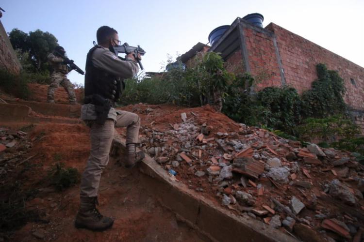 Operação foi coordenada pela Polícia Civil da Bahia | Foto: Alberto Maraux | SSP-BA - Foto: Alberto Maraux | SSP-BA
