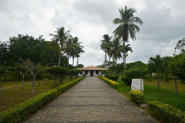 Fazenda onde nasceu Castro Alves segue bem conservada | Foto: Divulgação | Ipac Bahia - Foto: Divulgação | Ipac Bahia