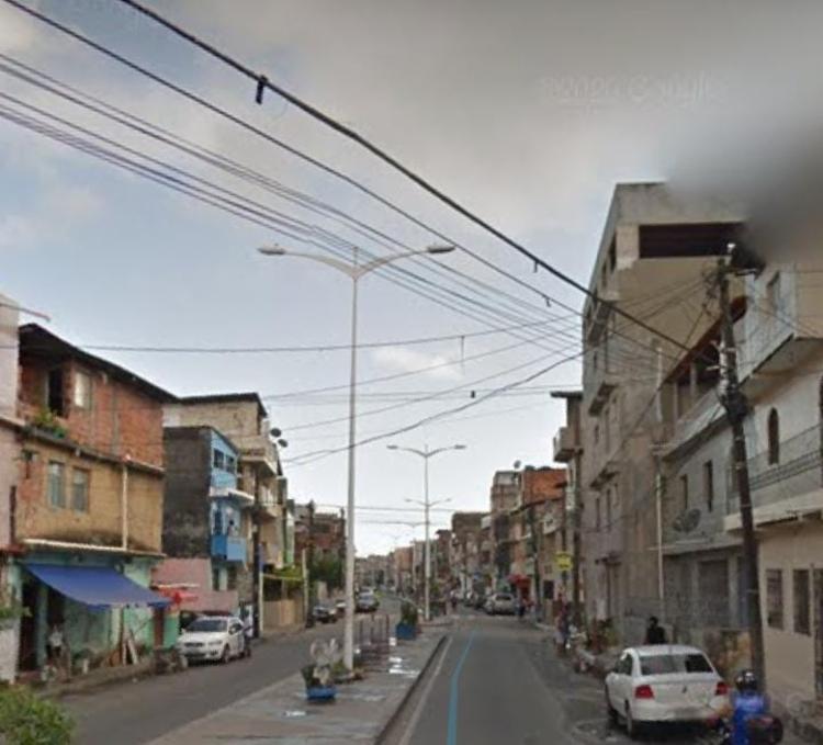 Caso aconteceu na rua Jardim Castro Alves   Foto: Reprodução   Google Street View - Foto: Reprodução   Google Street View