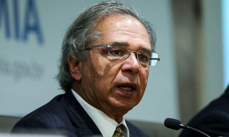 O ministro da Economia, Paulo Guedes   Foto: Marcello Casal Jr.   Agência Brasil - Foto: Marcello Casal Jr.   Agência Brasil