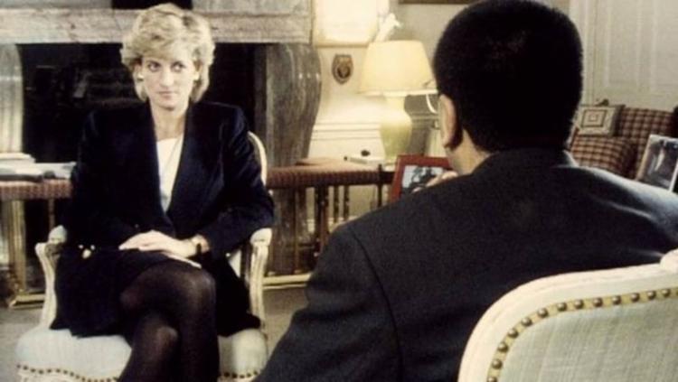 Entrevista de Martin Bashir com a Princesa Diana foi transmitida em 1995 I Foto: Reprodução I BBC - Foto: Reprodução