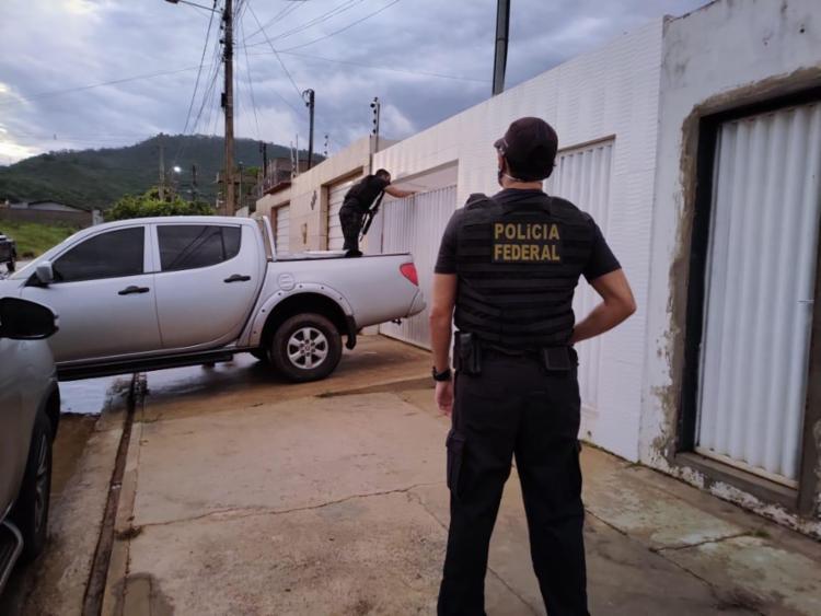 Mandados de busca e apreensão são cumpridos nos municípios de Vitória da Conquista, Guanambi e Canavieiras - Foto: Divulgação