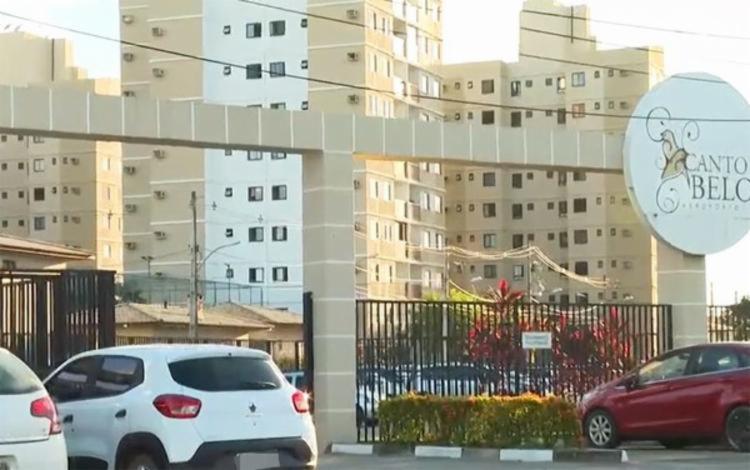 Caso aconteceu em fevereiro deste ano | Foto: Reprodução | TV Bahia - Foto: Reprodução | TV Bahia