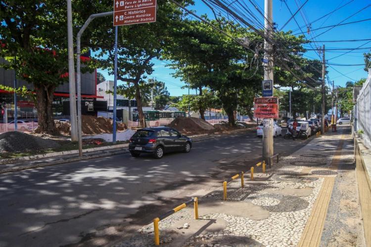 Não houve alteração nas linhas ou itinerário dos ônibus que atendem os locais | Foto: Bruno Concha | Secom - Foto: Bruno Concha | Secom