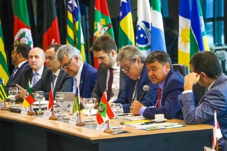 A postagem, compartilhada por ministros e apoiadores do presidente, incomodou até mesmo governadores alinhados a Jair Bolsonaro - Foto: Reprodução