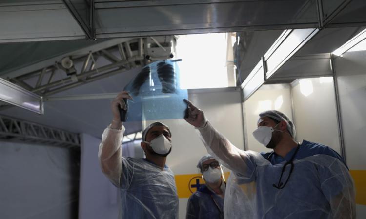Iniciativa visa reforçar o quadro de profissionais no combate à Covid-19 I Foto: Agência Brasil - Foto: Agência Brasil