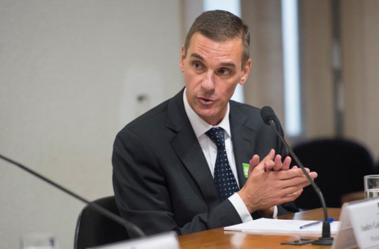 O presidente do Banco do Brasil, André Brandão, pediu renúncia do cargo. - Foto: Divulgação