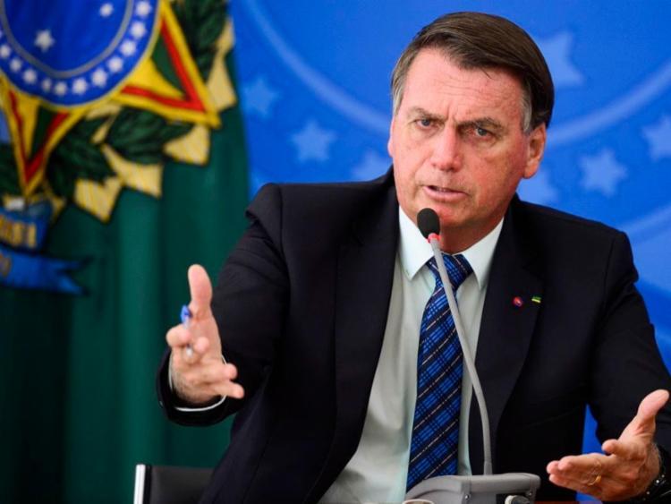 Filho do presidente, o senador Flávio Bolsonaro, já se filiou ao Patriota e abriu caminho para a entrada do pai no partido | Foto: Divulgação - Foto: Divulgação