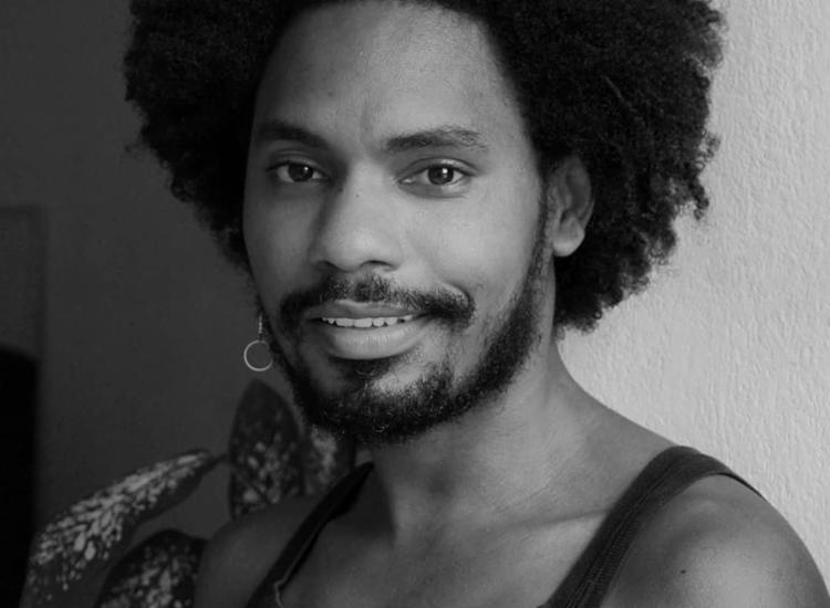 Guego Anunciação é diretor do projeto, ativista, bailarino   Foto: Divulgação - Foto: Divulgação