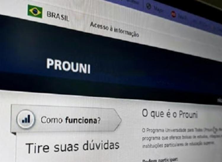 Lista com o nome dos selecionados pode ser acessada no site do Prouni   Foto: Agência Brasil - Foto: Agência Brasil