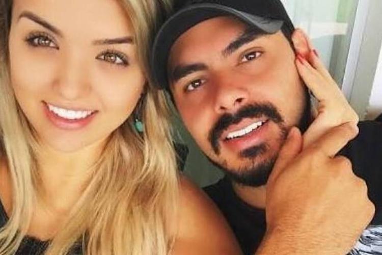 Rafa, ex-mulher do sertanejo, acredita que ele errou, mas entendeu o erro   Foto: Reprodução   Instagram - Foto: Reprodução   Instagram