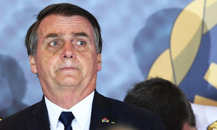 Mudança coincide com a piora na percepção da atuação do presidente frente à pandemia de coronavírus - Foto: AFP