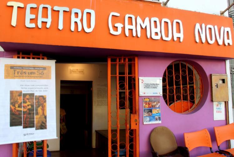 Teatro Gamboa segue reapresentando uma série de espetáculos que marcaram a agenda virtual   Foto: Divulgação - Foto: Divulgação