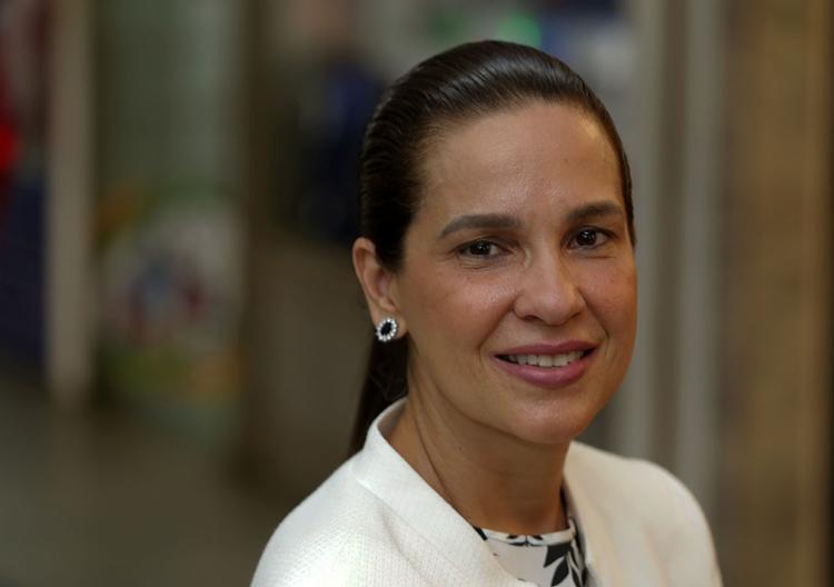 Rosemma Maluf defende maior protagonismo da mulher empresária no associativismo | Foto: Uendel Galter | Ag. A TARDE | 27.2.2018 - Foto: Uendel Galter | Ag. A TARDE | 27.2.2018