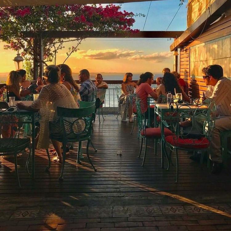 No atual silêncio, Cafelier não vai poder saudar aniversário de Salvador - Foto: Reprodução   Instagram