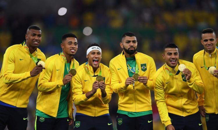 Serão 16 times masculinos e 12 femininos. Sorteio será em 21 de abril   Foto: Divulgação   Time Brasil - Foto: Divulgação   Time Brasil