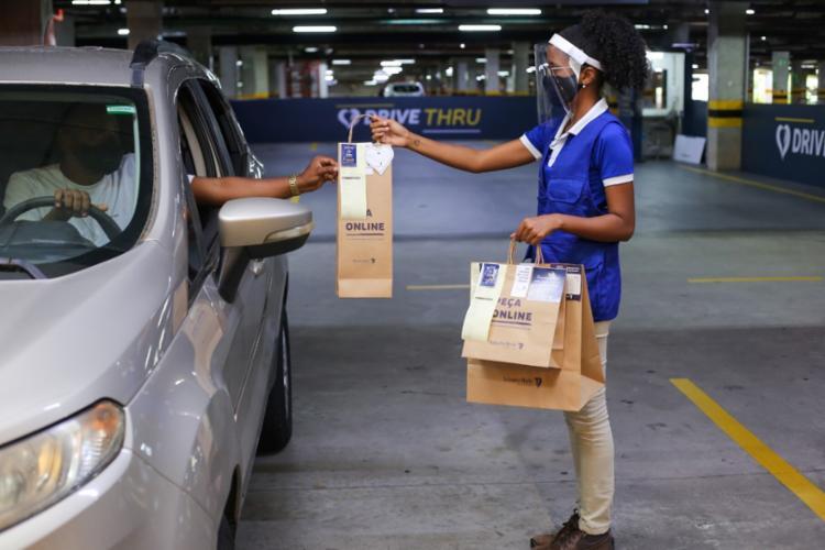 Plataformas digitais de vendas, Drive Thru, delivery e até Armários Inteligentes (Locker) são opções para clientes | Foto: Divulgação - Foto: Divulgação